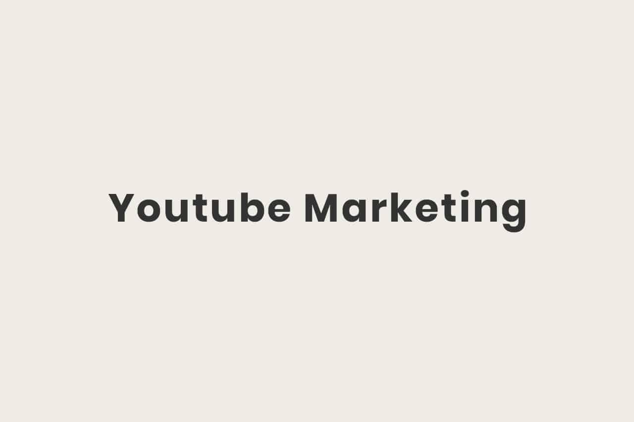 Was ist Youtube Marketing